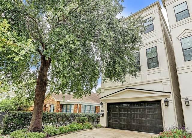 422 Peden Street, Houston, TX 77006 (MLS #60617768) :: Caskey Realty