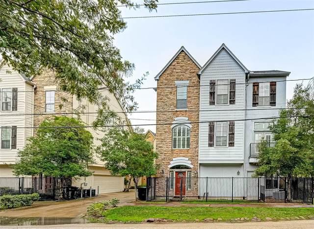 909 Knox Street A, Houston, TX 77007 (MLS #60619294) :: Giorgi Real Estate Group