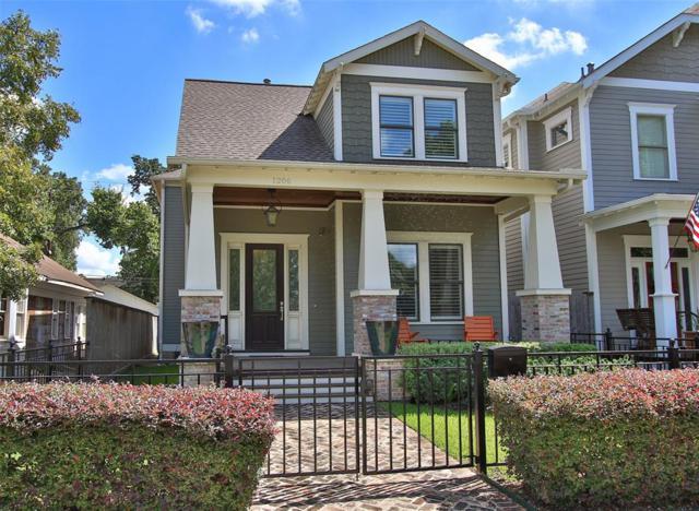 1206 Tulane Street, Houston, TX 77008 (MLS #60622483) :: Magnolia Realty