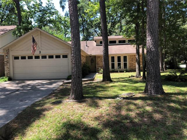 2 Pinewood Forest Court, The Woodlands, TX 77381 (MLS #60623705) :: Team Parodi at Realty Associates