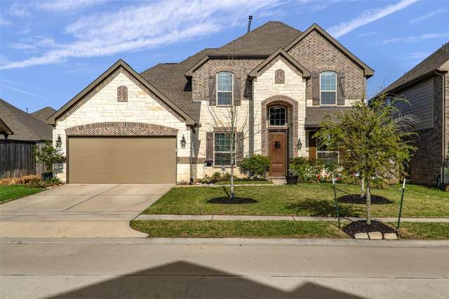 18922 Hilltop Valley Drive, Cypress, TX 77429 (MLS #60626321) :: The Sansone Group
