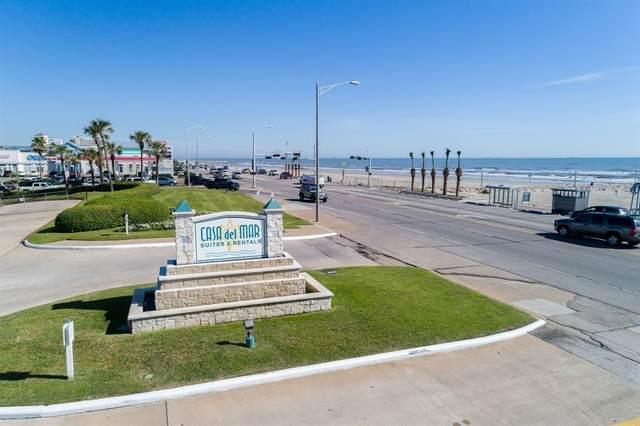 6102 Seawall Boulevard #236, Galveston, TX 77551 (MLS #60641616) :: The Freund Group