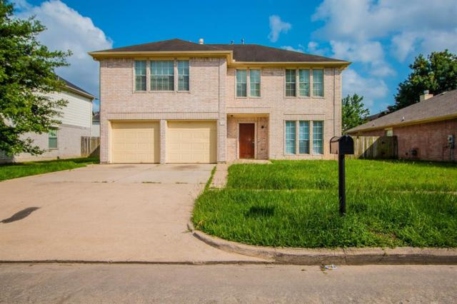 718 N Vista Drive, Houston, TX 77073 (MLS #60648029) :: The Heyl Group at Keller Williams