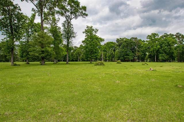 1.175 AC County Road 2184, Cleveland, TX 77327 (MLS #6065077) :: The SOLD by George Team