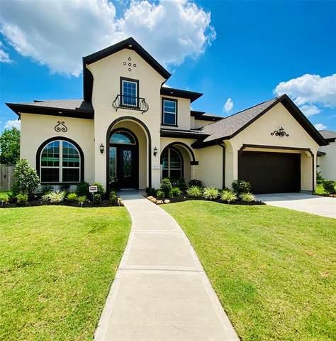 5634 Clouds Creek Lane, Sugar Land, TX 77479 (MLS #60659189) :: Phyllis Foster Real Estate