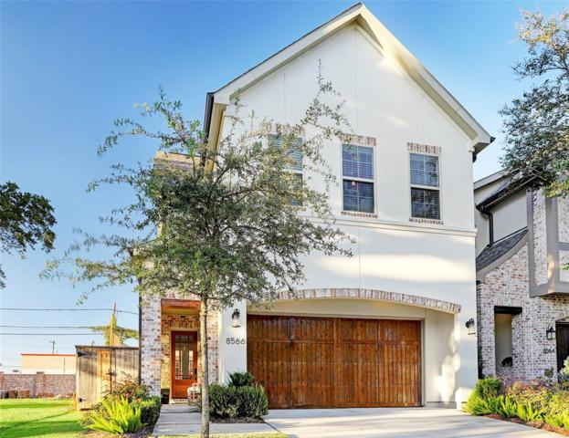 8566 Forum Drive, Houston, TX 77055 (MLS #60663985) :: Texas Home Shop Realty