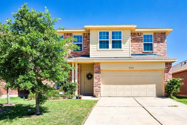 18214 Canary Bluff Lane, Cypress, TX 77433 (MLS #60664473) :: Texas Home Shop Realty