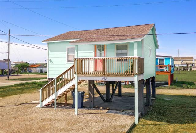 703 Caisson Street, Surfside Beach, TX 77541 (MLS #60685281) :: Texas Home Shop Realty