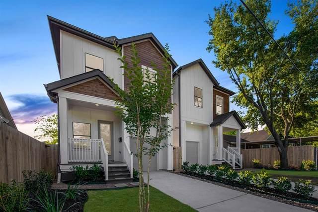 4706 Terry Street, Houston, TX 77009 (MLS #60685506) :: Giorgi Real Estate Group
