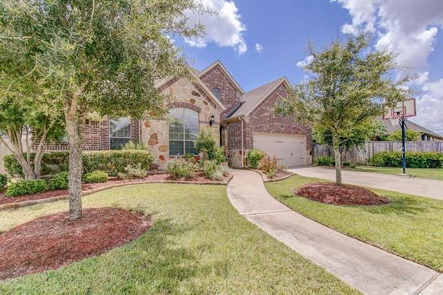 3911 Sawyer Bend Lane, Sugar Land, TX 77479 (MLS #60687449) :: The Bly Team