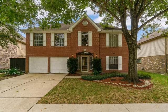 2707 Shauntel Street, Pearland, TX 77581 (MLS #60689767) :: The Freund Group