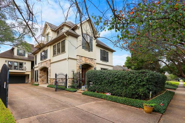 1809 Harold Street, Houston, TX 77098 (MLS #60696645) :: The Sansone Group