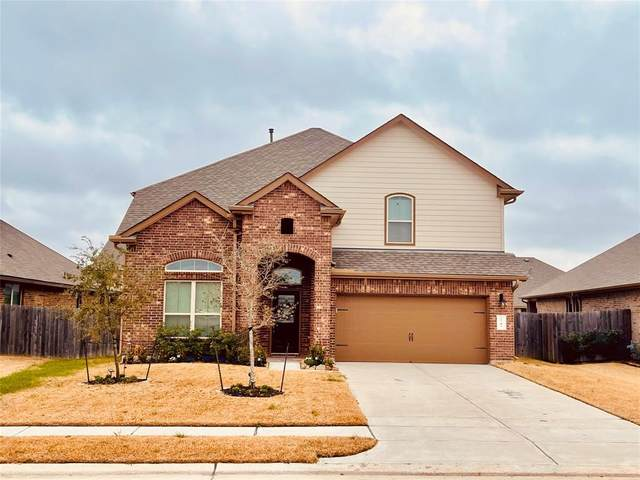 2715 Osprey Ln, Pearland, TX 77581 (MLS #60700417) :: The Freund Group