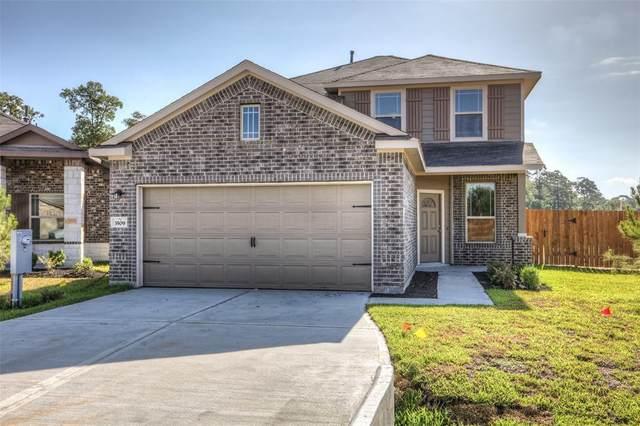 14509 Sugar Pines Drive, Conroe, TX 77302 (MLS #60710124) :: The Home Branch