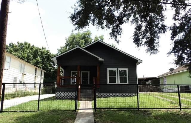 7030 Avenue P, Houston, TX 77011 (MLS #60714813) :: Keller Williams Realty