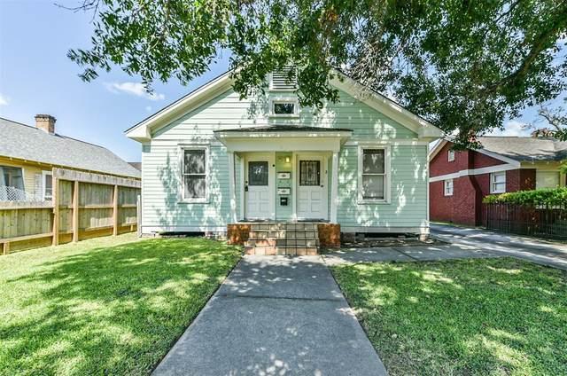 816 Cortlandt Street, Houston, TX 77007 (MLS #60721965) :: The Property Guys
