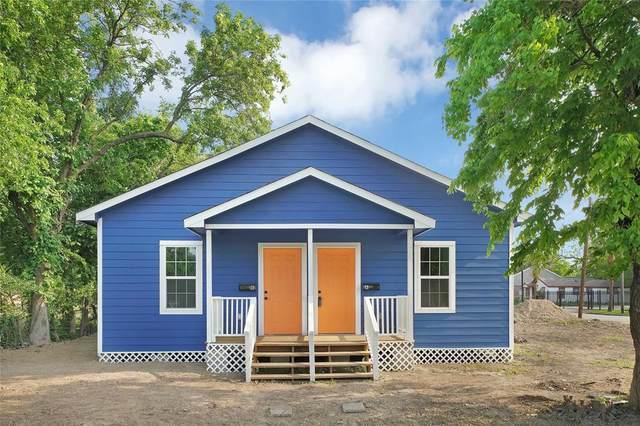 3215 Orange Street, Houston, TX 77020 (MLS #60733717) :: Lerner Realty Solutions