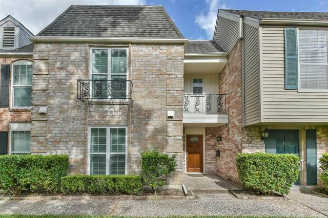 13108 Trail Hollow Drive #3108, Houston, TX 77079 (MLS #60747930) :: The Bly Team