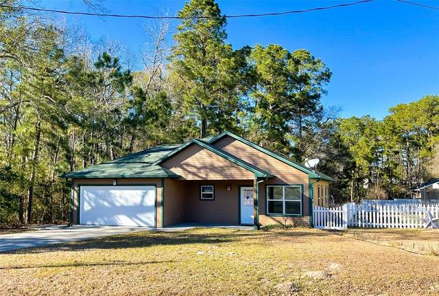 250 Iris, Livingston, TX 77351 (MLS #60771726) :: The Home Branch