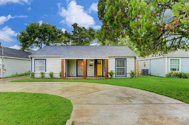 1615 Tabor Street, Houston, TX 77009 (MLS #60776284) :: Michele Harmon Team