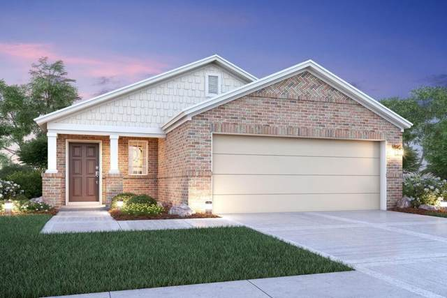 2500 Clydesdale Drive, Alvin, TX 77511 (MLS #60784302) :: The Home Branch