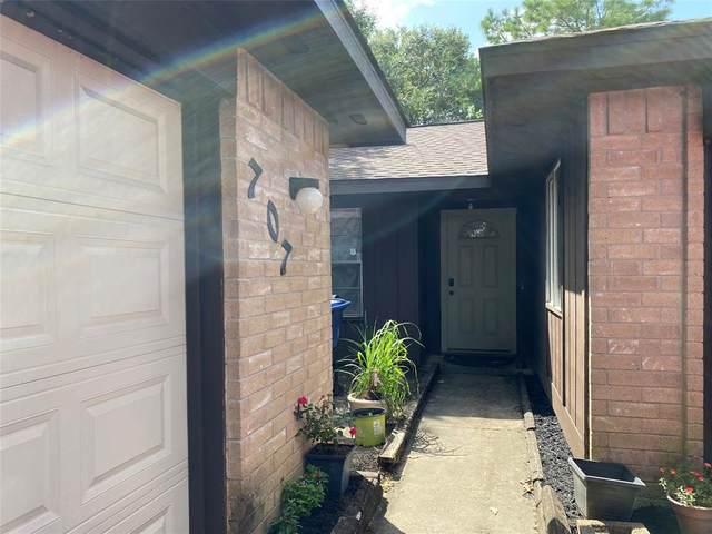 707 Brookford Drive, Missouri City, TX 77489 (MLS #60796549) :: The Wendy Sherman Team