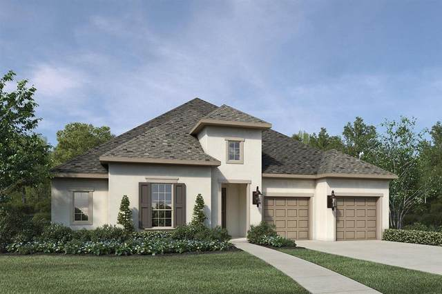 1922 Camille Park Drive, Missouri City, TX 77459 (MLS #60799362) :: The Bly Team
