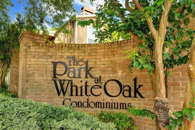 1880 White Oak Drive #178, Houston, TX 77009 (MLS #60817861) :: TEXdot Realtors, Inc.