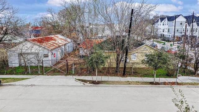 1503 Chestnut Street, Houston, TX 77009 (MLS #60822773) :: Texas Home Shop Realty