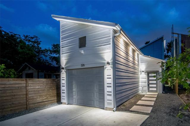 326 E 39th Street, Houston, TX 77018 (MLS #60832316) :: The SOLD by George Team
