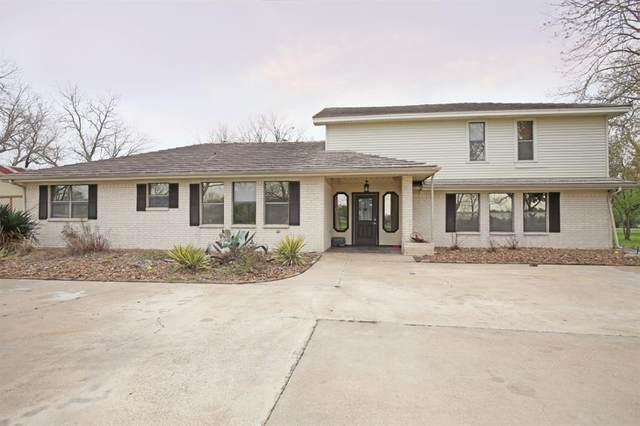 22551 County Road 46, Angleton, TX 77515 (MLS #60832464) :: The Sansone Group