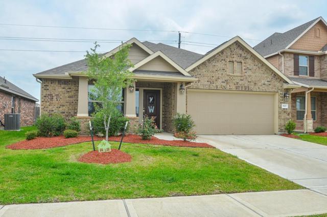 3807 Goldleaf Trail Drive, Katy, TX 77449 (MLS #60833335) :: See Tim Sell