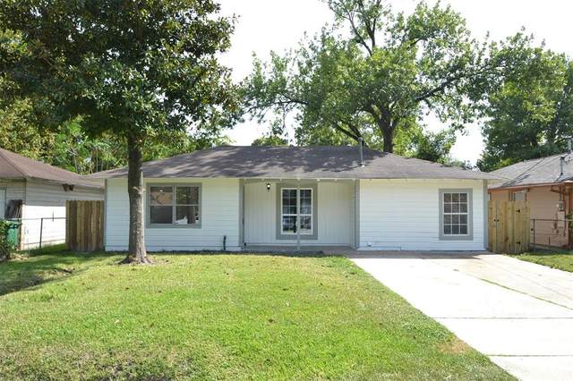 8006 Richland Drive, Houston, TX 77028 (MLS #60838771) :: Texas Home Shop Realty