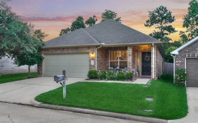 11606 Redbird Lane, Montgomery, TX 77356 (MLS #60844601) :: The SOLD by George Team