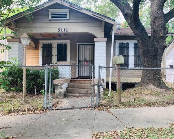 5111 Walker Street, Houston, TX 77023 (MLS #60844650) :: Giorgi Real Estate Group