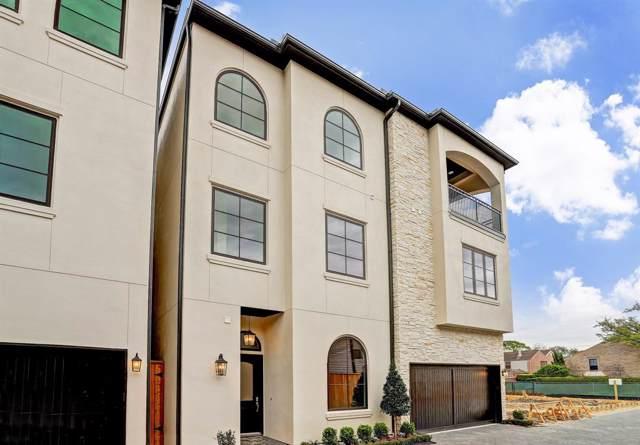 2418 Potomac Drive B, Houston, TX 77057 (MLS #60846850) :: Fairwater Westmont Real Estate