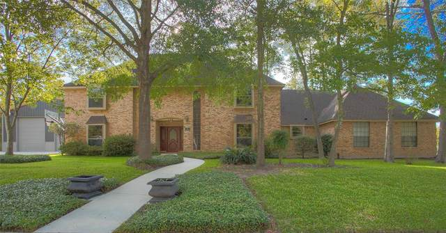 120 Elmwood Street, Huntsville, TX 77320 (MLS #60869861) :: Green Residential