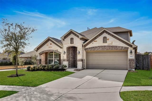 24121 Sinton Creek Drive, Porter, TX 77365 (MLS #60878345) :: Rachel Lee Realtor