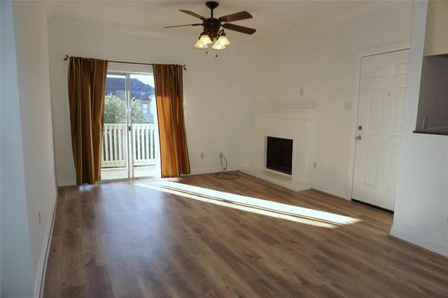 4041 Drake Street #124, Houston, TX 77005 (MLS #60887536) :: Texas Home Shop Realty