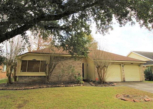 418 Enfield Drive, Highlands, TX 77562 (MLS #60907422) :: The Home Branch