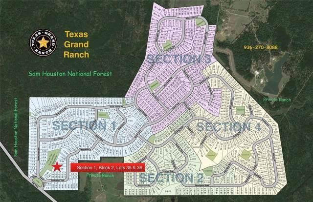 1-2-36 Dedication Trail, Huntsville, TX 77340 (MLS #60913966) :: The Jill Smith Team