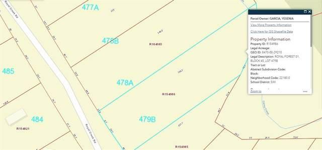 0 Royal Creek Rd, Willis, TX 77303 (MLS #60922736) :: Guevara Backman