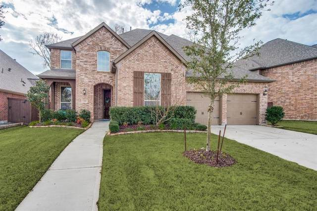 13006 Papineau Woods Drive, Humble, TX 77346 (MLS #60926260) :: The Bly Team
