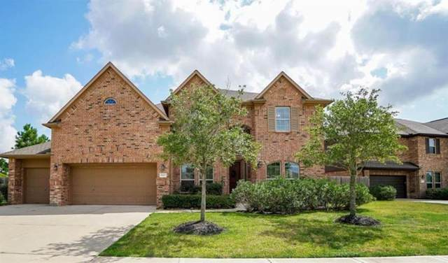 9107 Andes Ridge Lane, Richmond, TX 77407 (MLS #6093624) :: The SOLD by George Team