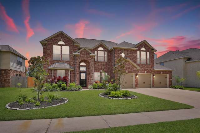 2011 Tall Timbers Ln Lane, Pearland, TX 77581 (MLS #60942609) :: The Bly Team