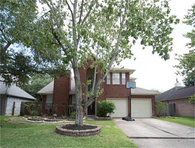 16111 Copper Canyon Drive, Friendswood, TX 77546 (MLS #60943534) :: Texas Home Shop Realty