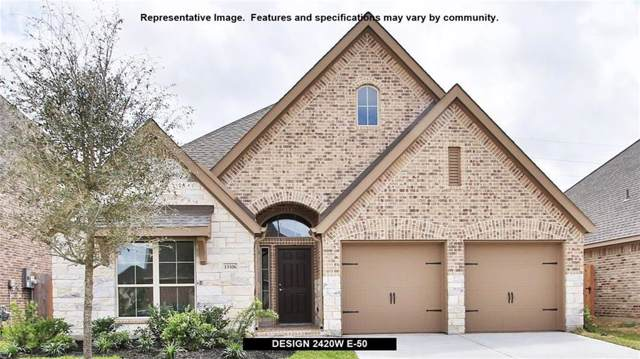 3710 Bonham Hills Lane, Pearland, TX 77584 (MLS #6094553) :: Giorgi Real Estate Group