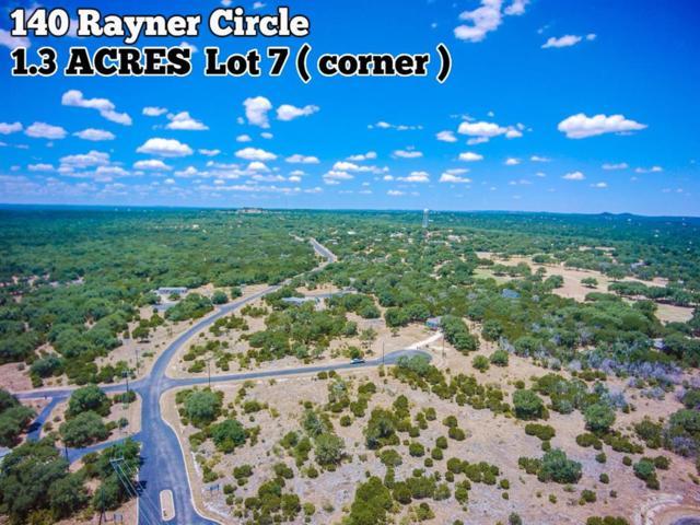 140 Rayner Circle, Spring Branch, TX 78070 (MLS #60952013) :: Keller Williams Realty