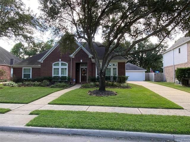 4702 Stackstone Lane, Katy, TX 77450 (MLS #60952267) :: The Wendy Sherman Team