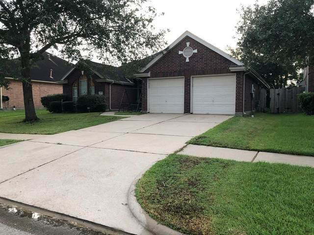 16926 Echo Harbor, Friendswood, TX 77546 (MLS #60952844) :: The SOLD by George Team